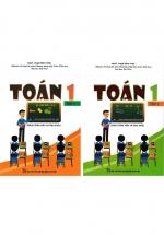 Combo Toán 1 Tập 1+2 - Sách Giáo Viên Và Học Sinh (Theo Chương Trình Tiểu Học Mới)