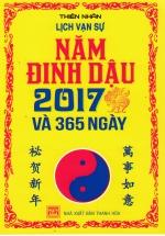 Lịch Vạn Sự Năm Đinh Dậu 2017 Và 365 Ngày