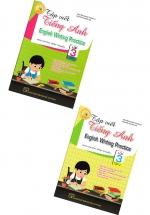 Combo Tập Viết Tiếng Anh Lớp 3 Tập 1+2 (Theo Chương Trình Thí Điểm) (Bộ 2 Cuốn)
