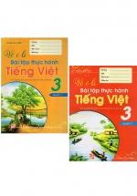 Combo Vở Ô Li Bài Tập Thực Hành Tiếng Việt 3 - Quyển 1+2 (Theo Chương Trình Giảm Tải Của Bộ GD&ĐT) (Bộ 2 Cuốn)