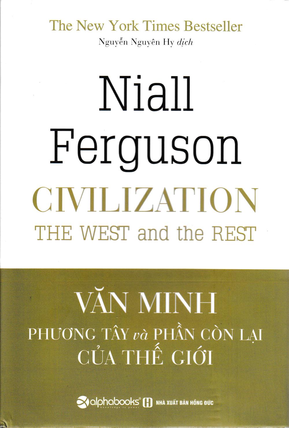 Văn Minh Phương Tây Và Phần Còn Lại Của Thế Giới - EBOOK/PDF/PRC/EPUB