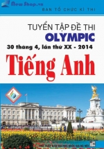 Tuyển Tập Đề Thi OLYMPIC 30 Tháng 4 Tiếng Anh