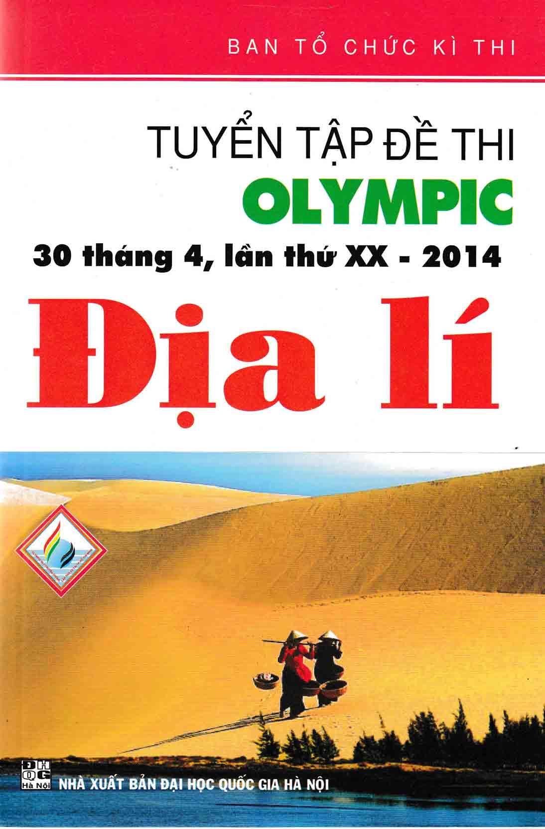 Tuyển Tập Đề Thi OLYMPIC 30 Tháng 4 Địa Lí