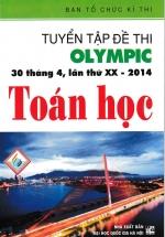 Tuyển Tập Đề Thi OLYMPIC 30 Tháng 4 Toán Học