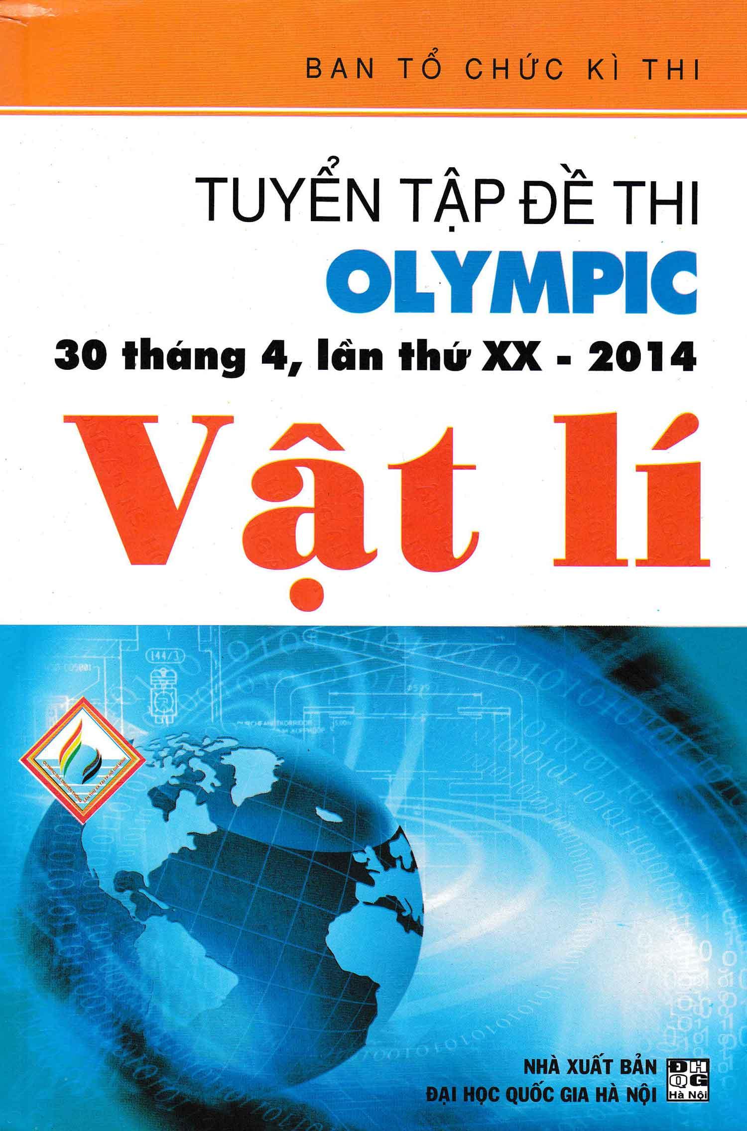 Tuyển Tập Đề Thi OLYMPIC 30 Tháng 4 Vật Lí