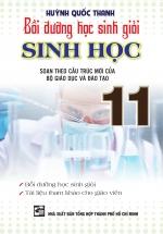 Bồi Dưỡng Học Sinh Giỏi Sinh Học 11 - Huỳnh Quốc Thành