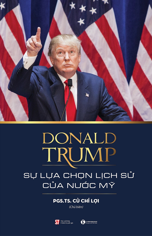 Donald Trump - Sự Lựa Chọn Lịch Sử Của Nước Mỹ - EBOOK/PDF/PRC/EPUB