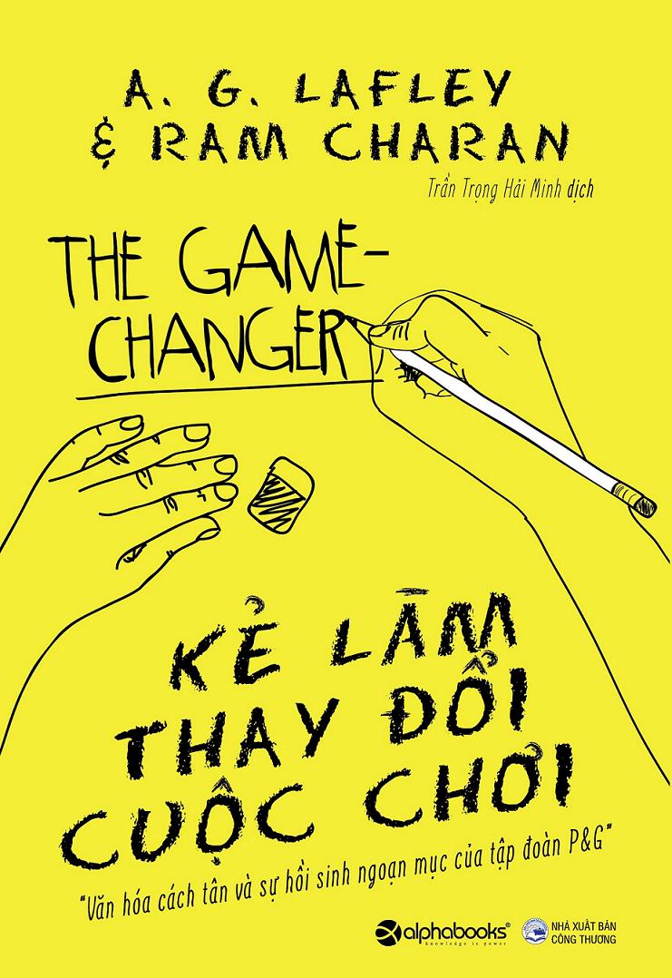 Kẻ Làm Thay Đổi Cuộc Chơi - EBOOK/PDF/PRC/EPUB