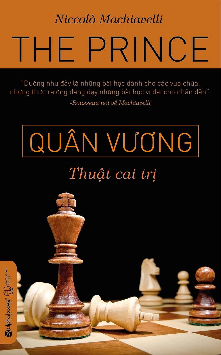 Quân Vương – Thuật Cai Trị - EBOOK/PDF/PRC/EPUB