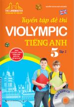 The Langmaster - Tuyển Tập Đề Thi Violympic Tiếng Anh 5 Tập 1