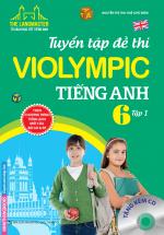 The Langmaster - Tuyển Tập Đề Thi Violympic Tiếng Anh 6 Tập 1
