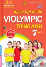 The Langmaster - Tuyển Tập Đề Thi Violympic Tiếng Anh 7 Tập 1