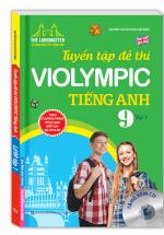 The Langmaster - Tuyển Tập Đề Thi Violympic Tiếng Anh 9 Tập 1