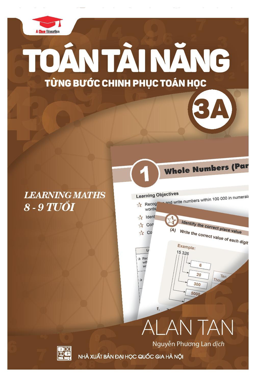 Toán Học Singapore - Toán Tài Năng - Từng Bước Chinh Phục Toán Học - Tập 3A - EBOOK/PDF/PRC/EPUB