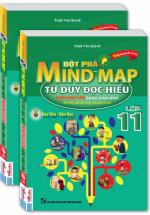 Đột Phá Mind Map Tư Duy Đọc Hiểu Môn Ngữ Văn Bằng Hình Ảnh Lớp 11 - Tặng Kèm Hộp Bút Chì Màu