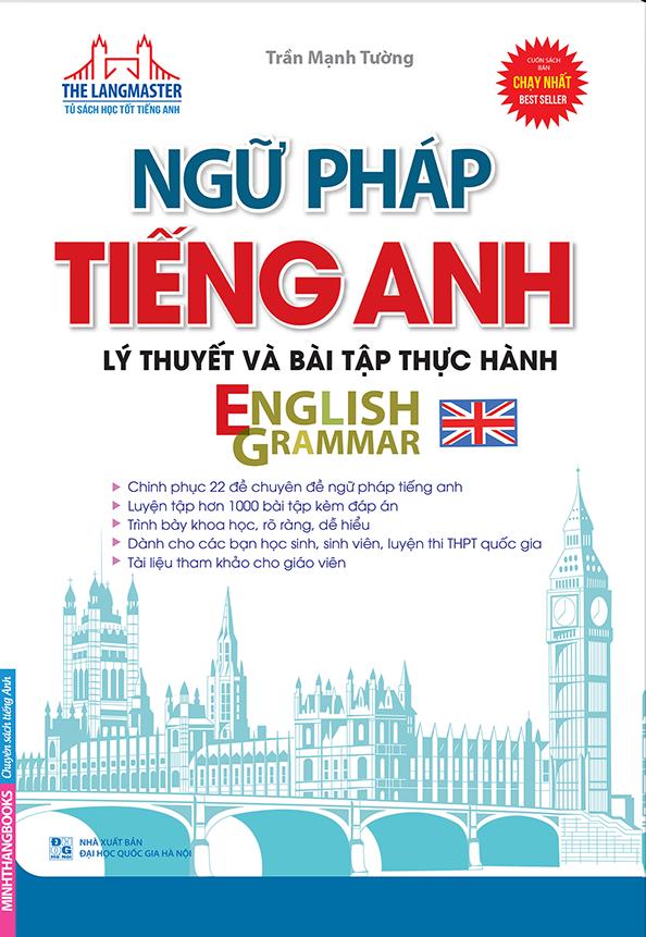 Ngữ Pháp Tiếng Anh - Lý Thuyết Và Bài Tập Thực Hành - EBOOK/PDF/PRC/EPUB