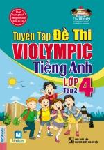 The Windy - Tuyển Tập Đề Thi Violympic Tiếng Anh Lớp 4 Tập 2