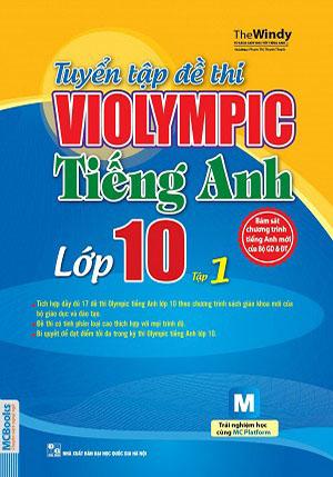 The Windy - Tuyển Tập Đề Thi Violympic Tiếng Anh Lớp 10 Tập 1 - EBOOK/PDF/PRC/EPUB