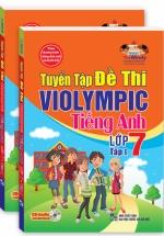 The Windy - Tuyển Tập Đề Thi Violympic Tiếng Anh Lớp 7 Tập 1 (Kèm CD)