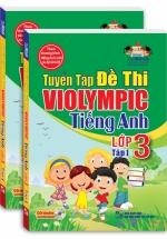 The Windy - Tuyển Tập Đề Thi Violympic Tiếng Anh Lớp 3 Tập 1