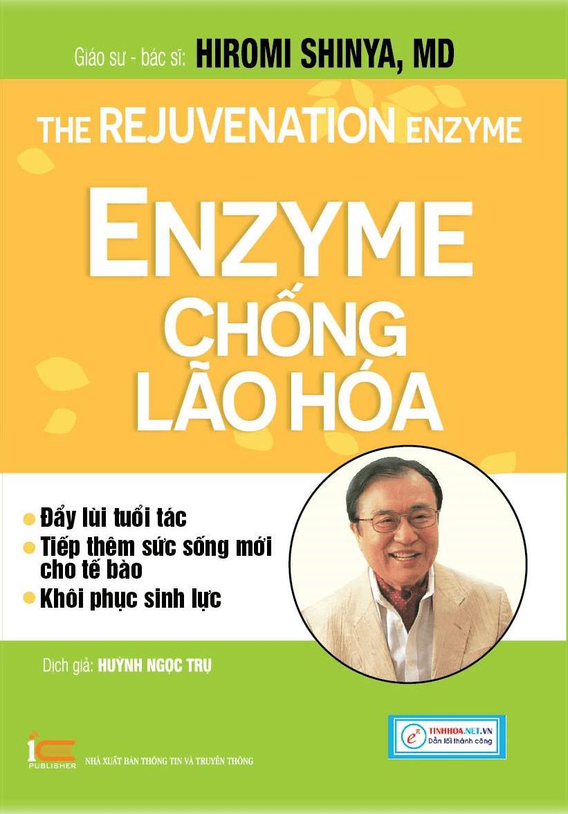 Enzyme Chống Lão Hóa - EBOOK/PDF/PRC/EPUB