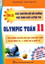 Tinh Lọc Các Chuyên Đề Bồi Dưỡng Học Sinh Giỏi Luyện Thi Olympic Toán Lớp 11