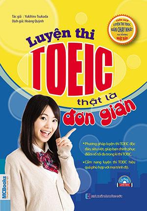 Luyện Thi TOEIC Thật Là Đơn Giản (Kèm CD) - EBOOK/PDF/PRC/EPUB