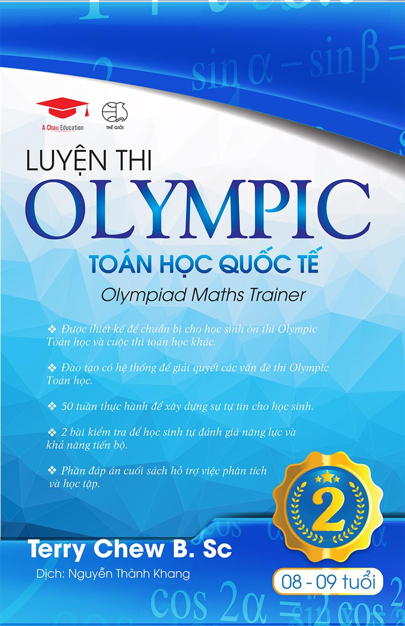 Luyện Thi Olympic Toán học Quốc tế-2