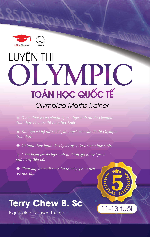 Luyện thi Olympic Toán học Quốc Tế – 5
