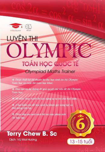 Luyện thi Olympic Toán học Quốc Tế – 6