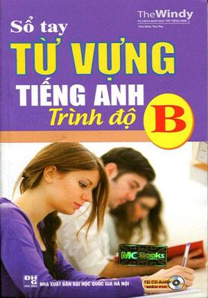 Sổ Tay Từ Vựng Tiếng Anh Trình Độ B - EBOOK/PDF/PRC/EPUB
