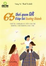 63 Thói Quen Tốt Giúp Trẻ Trưởng Thành