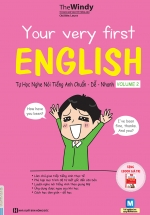 Tự Học Nghe Nói Tiếng Anh Chuẩn - Dễ - Nhanh Tập 2