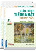 Shin Nihongo no Kiso I - Giáo Trình Tiếng Nhật Sơ Cấp Tập 1 - Bản Dịch Tiếng Việt