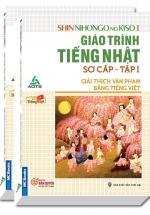 Shin Nihongo no Kiso I - Giáo Trình Tiếng Nhật Sơ Cấp Tập 1 - Giải Thích Văn Phạm Bằng Tiếng Việt