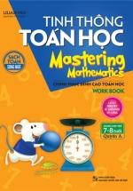 Sách Song Ngữ - Tinh Thông Toán Học - Quyển A (Dành Cho 7 - 8 Tuổi)