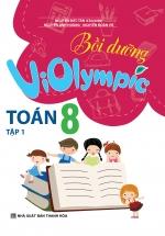 Bồi Dưỡng Violympic Toán 8 Tập 1- Nguyễn Đức Tấn