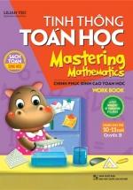 Sách Song Ngữ - Tinh Thông Toán Học - Quyển B (Dành Cho 10 - 11 Tuổi)