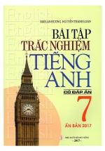Bài Tập Tắc Nghiệm Tiếng Anh 7 - Có Đáp Án (Ấn Bản 2017)