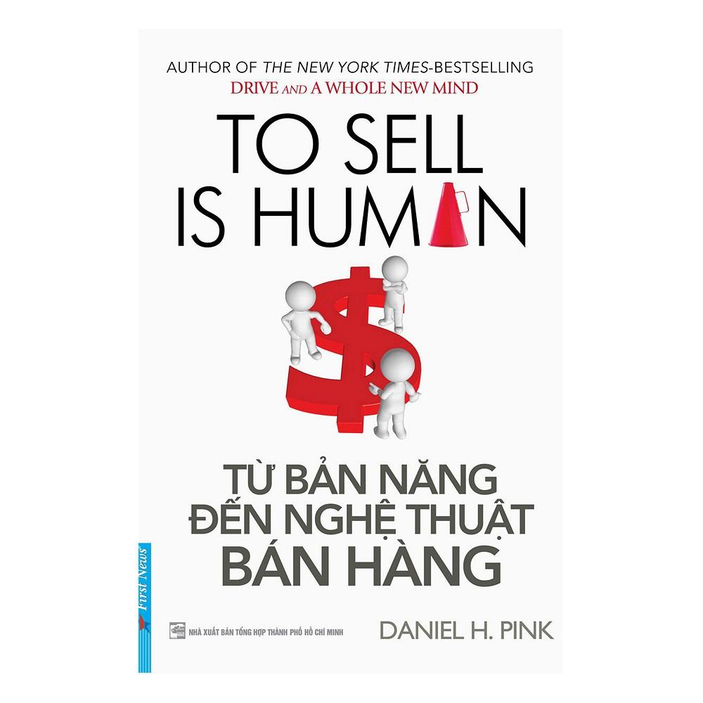 Từ Bản Năng Đến Nghệ Thuật Bán Hàng - EBOOK/PDF/PRC/EPUB