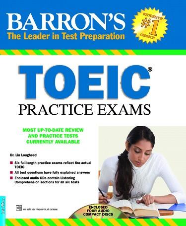 Baron's TOEIC Practice Exams - Kèm Đĩa CD