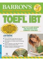 Barron's Toeft IBT 13th Edition - Kèm CD