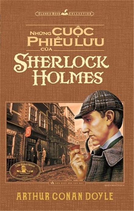 Những Cuộc Phiêu Lưu Của Sherlock Holmes - EBOOK/PDF/PRC/EPUB
