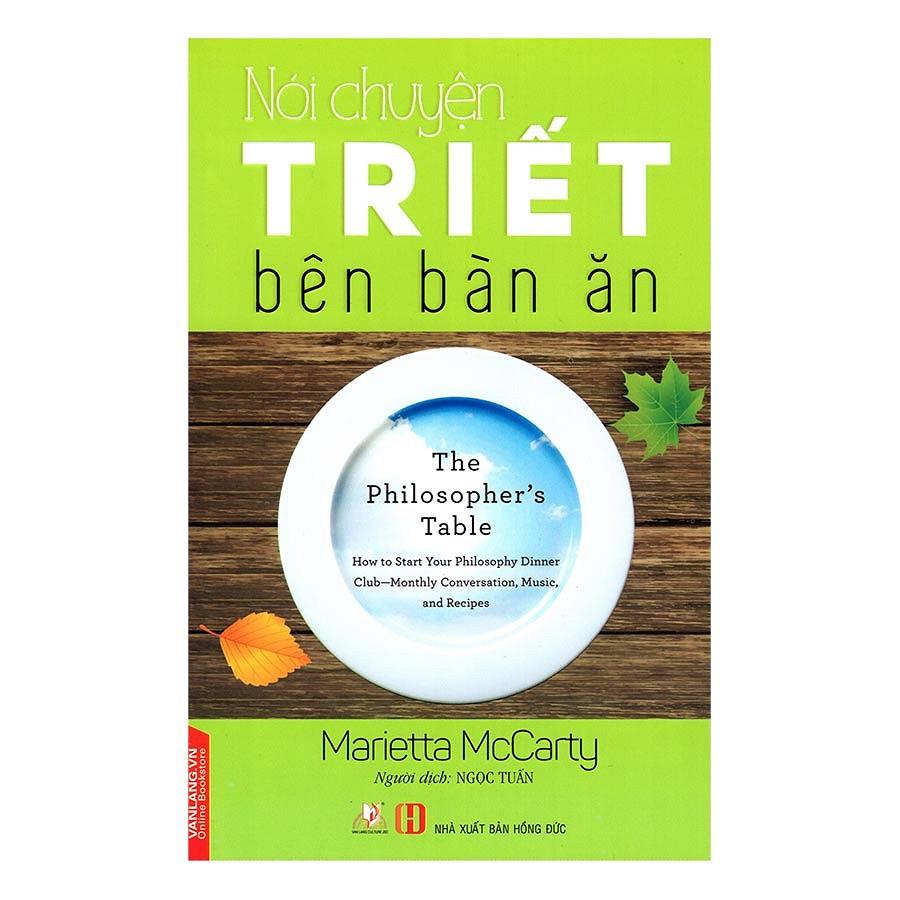 Nói Chuyện Triết Bên Bàn Ăn - EBOOK/PDF/PRC/EPUB