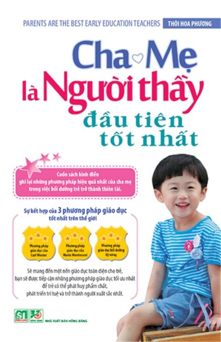 Cha Mẹ Là Người Thầy Đầu Tiên Tốt Nhất - EBOOK/PDF/PRC/EPUB