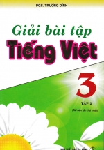 Giải Bài Tập Tiếng Việt 3 Tập 2