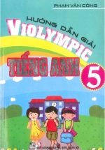 Hướng Dẫn Giải Violympic Tiếng Anh Lớp 5