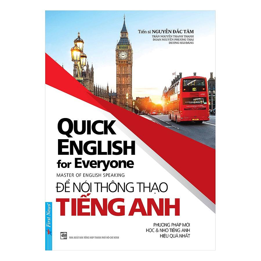 Để Nói Thông Thạo Tiếng Anh - EBOOK/PDF/PRC/EPUB