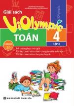 Giải Sách Violympic Toán 4 Tập 2 Phiên Bản 2.0