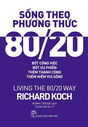 Sống Theo Phương Thức 80/20 - EBOOK/PDF/PRC/EPUB